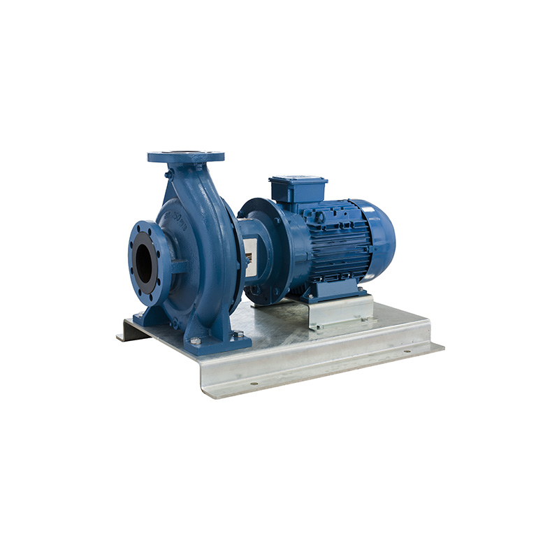 GSD - Cast Iron End Suction motor pumps (to EN733)